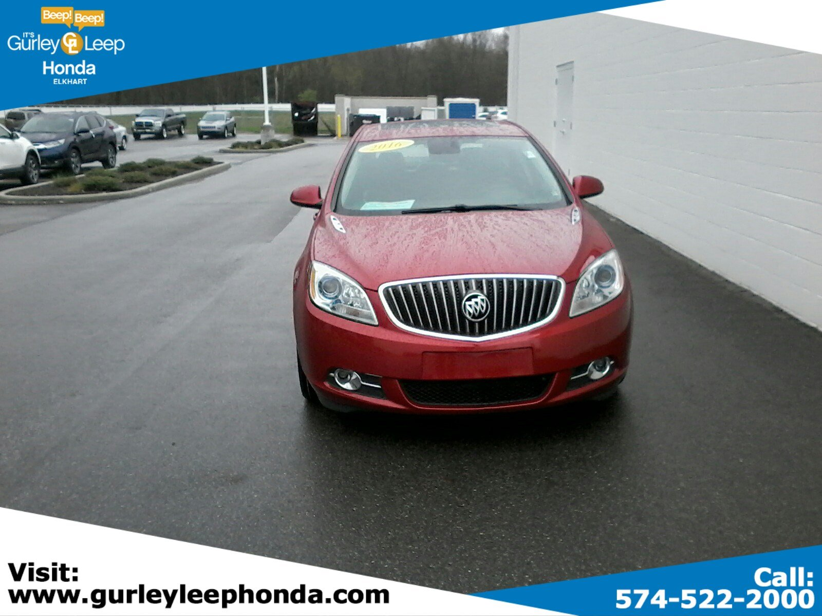 Pre-Owned 2016 Buick Verano Premium Turbo Group