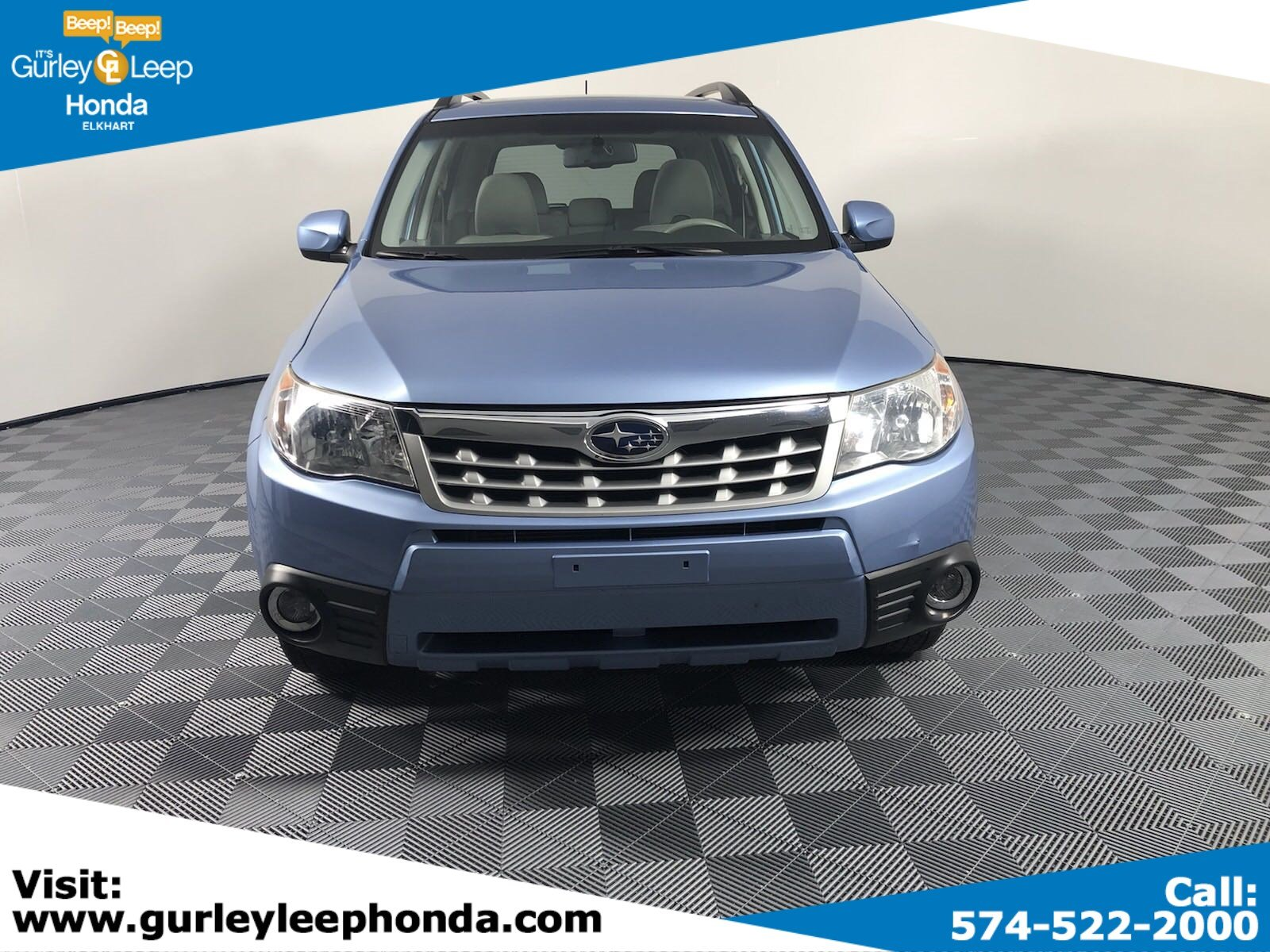 Pre-Owned 2011 Subaru Forester 2 5X Limited AWD