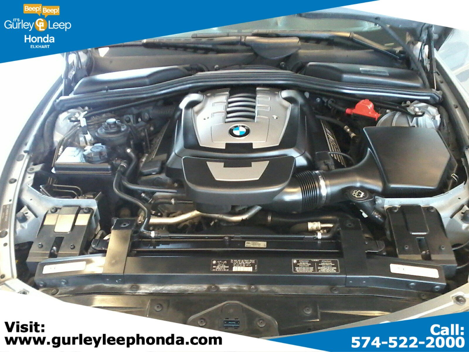 Pre-Owned 2006 BMW 6 Series 650Ci With Navigation