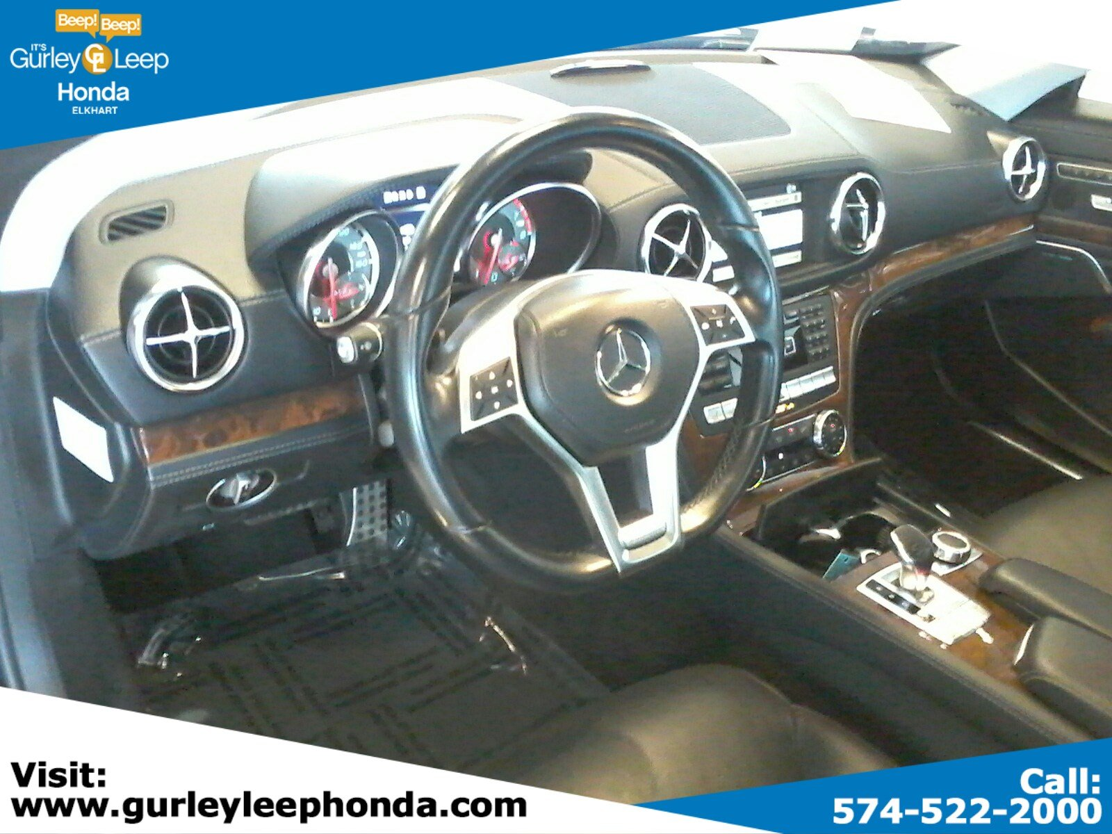 Pre-Owned 2013 Mercedes-Benz SL-Class SL 550
