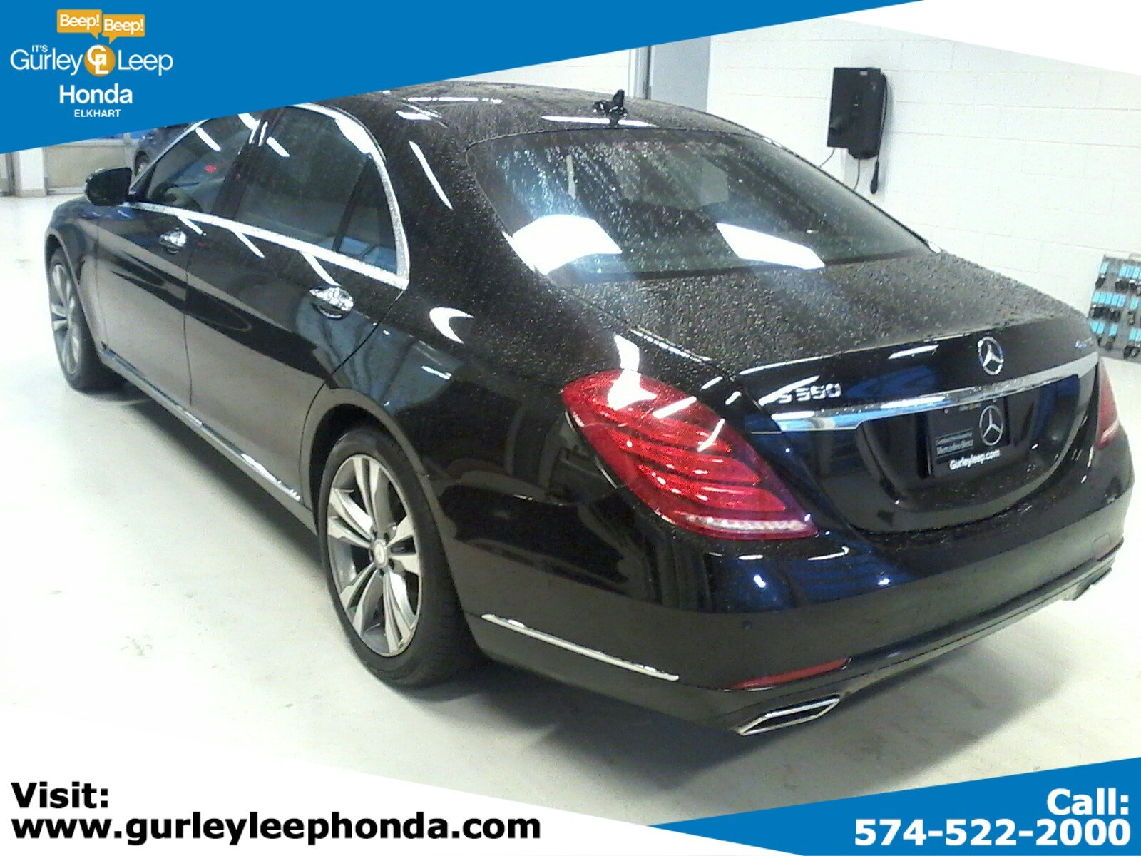 Certified Pre Owned 2014 Mercedes Benz S Class S 550 4dr Car in