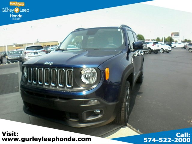 Pre-Owned 2017 Jeep Renegade Latitude