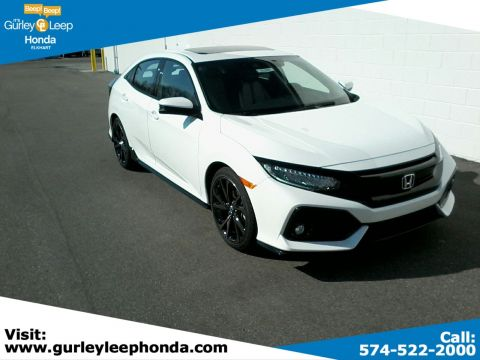 New 2019 Honda Civic Hatchback Sport Touring