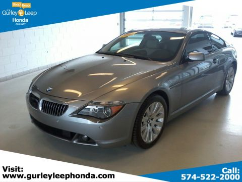 Pre-Owned 2006 BMW 6 Series 650Ci